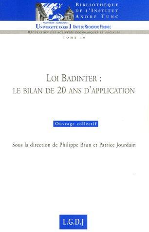 Loi Badinter : le bilan de 20 ans