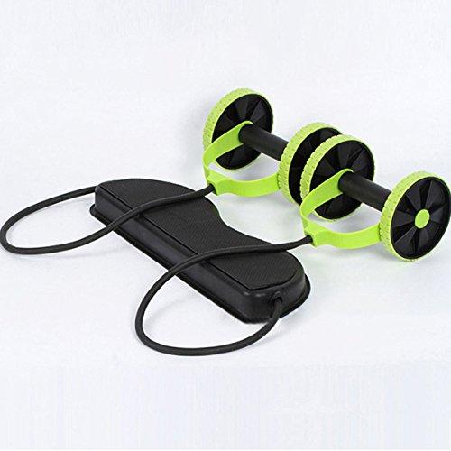 Home-Rad-Bauch-Brust Bauchmuskeln Ziehen Seil Um Gewichtsverlust Training
