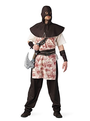 Limit Sport - Disfraz de verdugo medieval para adultos, talla L (MA221)
