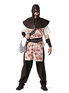 Limit Sport - Disfraz de verdugo medieval para adultos, talla M (MA221)