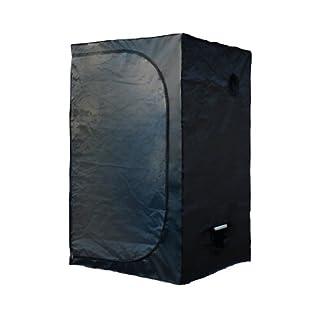 Outsunny® Growzelt Growbox Growschrank Zuchtschrank Pflanz Box 100X100X200cm NEU