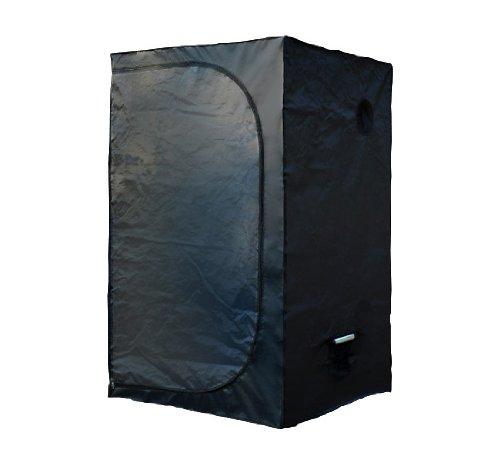Outsunny® Growbox Growzelt Growschrank Zuchtschrank Pflanz Box 120X120X200cm NEU