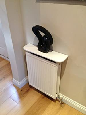 Shelf Depot 600 x 150 x 18 mm Radiator Shelf - White produced by Shelf Depot - quick delivery from UK.