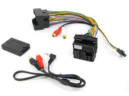 Adaptador Auxiliar de Interfaz Connects2 CTVPGX011 para Citroen C2, C3, C4, C5,...