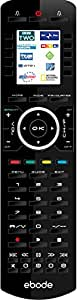 Ebode Take 10 IR/RF Universal Remote Control