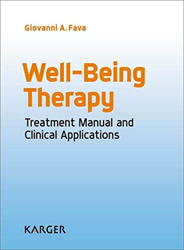 Well-Being Therapy : Treatment Manual and Clinical Application