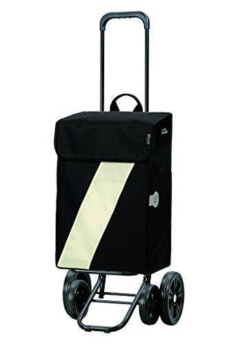 Andersen Shopper Quattro und 46 Liter Tasche Vika weiß mit Kühlfach