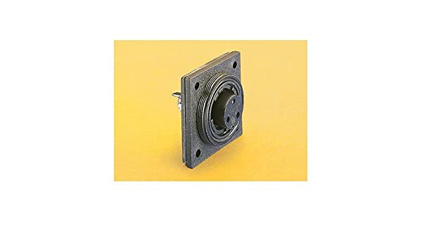 9 Pole PX0769//S BULGIN Socket Low Profile