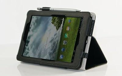 ELTD® Hochwertigem PU-Leder Case Hülle Für Asus Fonepad 7 ME175CG Tablet Mit Ständer/ Schutzhülle Ständer/Aufsteller Funktion