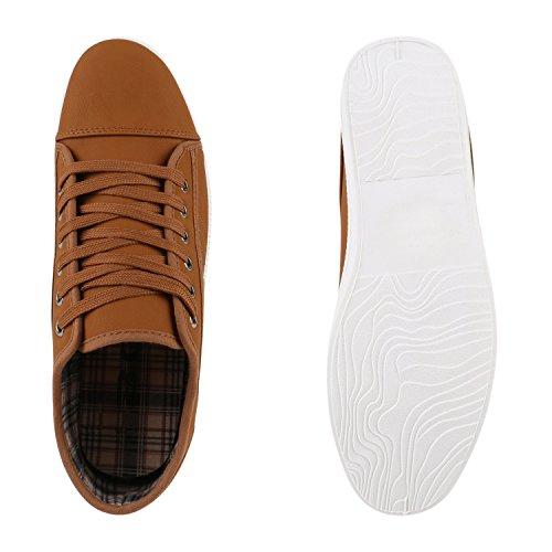 Sneakers Dos Sapatilhas Homens Lazer Marrom luz Berkley Das Lace Sporty Baixos UxI66p