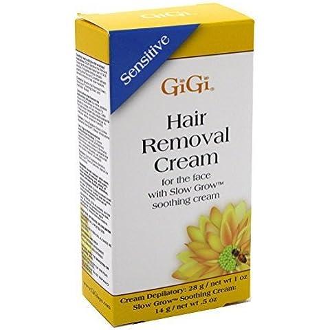 Gigi capelli sensibili rimozione Crema Per Il