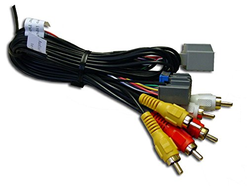 Retention-adapter (P.A.C. Pac GMRVD Overhead LCD Retention Kabel für General Motors Fahrzeuge mit Fond-Entertainment)