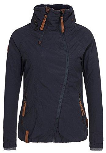 Naketano Female Jacket Forrester VI Dark Blue, S