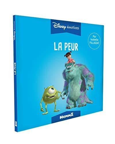 Disney émotions - Monstres et Cie - La peur par  Isabelle FILLIOZAT