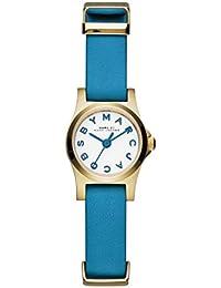 Marc Jacobs it's_amaz-reloj analógico de cuarzo cuero MBM1314