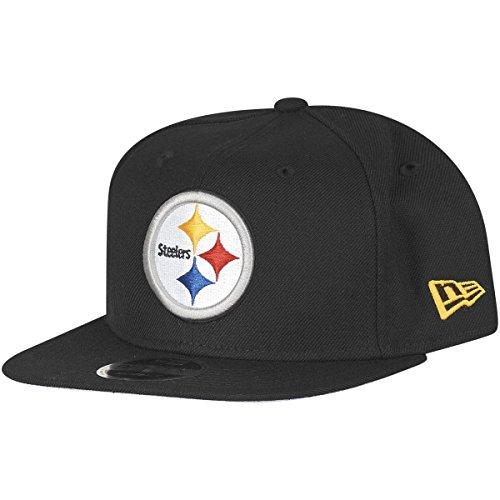 New Era Original-Fit Snapback Cap - Pittsburgh Steelers