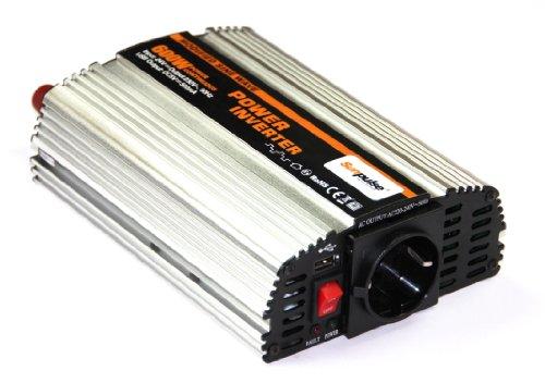 Preisvergleich Produktbild Spannungswandler MS 24V 600/1200 Watt Inverter Wechselrichter
