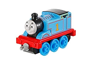 Thomas & Friends- Locomotora Thomas, Tren de Juguete, Multicolor (Mattel DXR79)