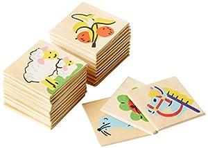 Bino Europe- Marcas con Dibujos para guarderías, Multicolor (73513)