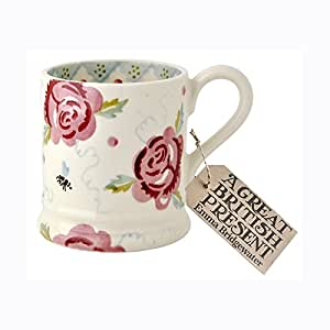 Emma Bridgewater - Rose and Bee - Mum 1/2 Pint Mug