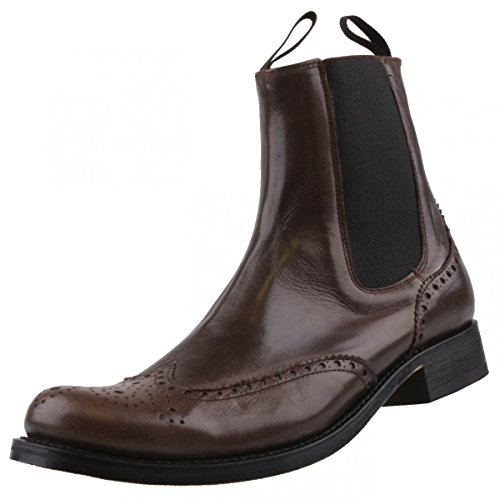 Sendra Bottines déquitation 10049 Montblanc Wolf Marron Marron