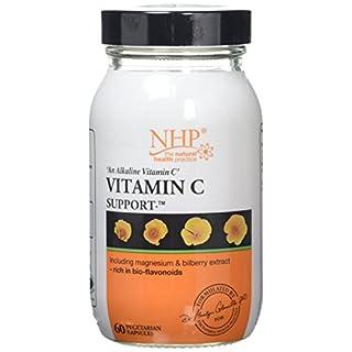 Natural Health Practice Vitamin C Support 60 Capsules