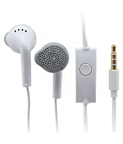 CartBug Huawei Mate 20 Pro Compatible Ear-Phone Earbud 3.5mm Jack for All Android and iOS Phones/Tablets