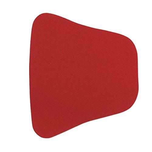 Sitzauflage für Masters Stuhl 1-lagig kirschrot