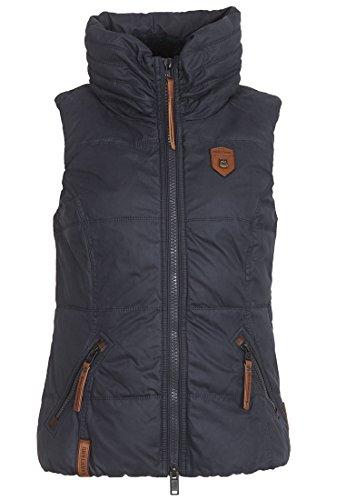 Naketano Female Jacket Discoschnupfen II Dark Blue, S