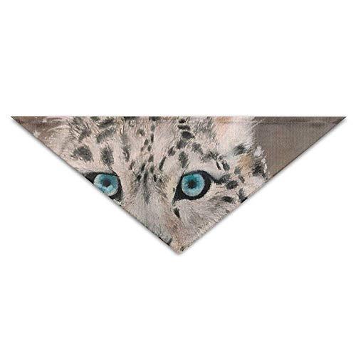 Aus Benutzerdefinierte Kostüm Baby - Gxdchfj Staring Tiger Turban Triangle Scarf Bib Scarf Accessories Pet Cat and Baby Puppy Saliva Dog Towel
