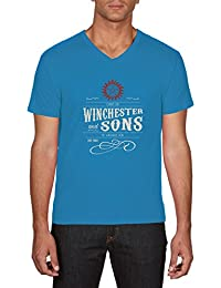 Touchlines Winchester Carry On, Camiseta Para Hombre