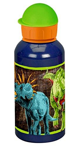 """Dinosaurier Schulranzen Set Ergo Style T-Rex World """"Raptor"""" 9tlg. Dose/Flasche Sporttasche Schultüte 85cm 30558 - 7"""