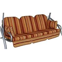 Angerer Deluxe Schaukelauflage 3-Sitzig Design Verona