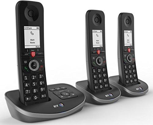 BT Avanzada inalámbrico teléfono casa 100% Llamadas