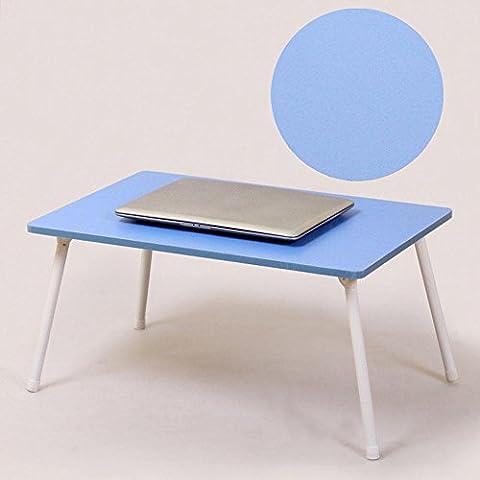 uzi-lazy persone benessere alla moda portatile semplice scrivania, letto con doccia impermeabile pieghevole, quattro colori opzionale c