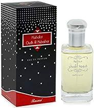 Rasasi Mukhallat Oud Al Mubakhar For Unisex Eau De Parfum, 100 ml