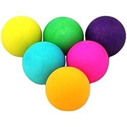 MTS Sportartikel Donic Colour - Pelota de ping pong, multicolor