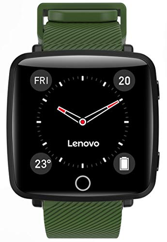 Lenovo Carme HW25P Smartwatch Green