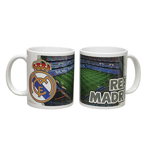 CYP Imports MG-11-RM Taza Porcelana Estadio, Diseño Real Madrid