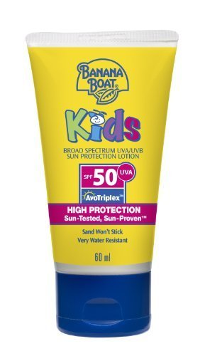 Banana Boat Mini Kids Sun Protection Lotion SPF 50 60ml by Energizer