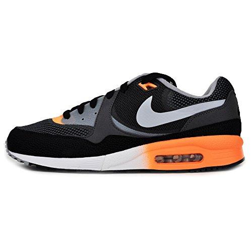 Nike Air Max Light C1 631758-001 Uomini Basso Grigio, Arancione, Nero