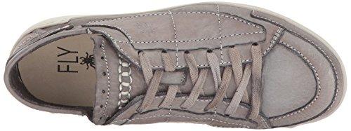 FLY London Damen Teti240fly Sneakers Grau (dk Grey 011)