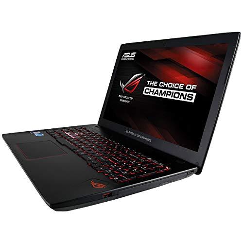 Asus Rog Strix GL553VD Laptop (Windows 10 Home, 16GB RAM, 128GB HDD) Black Price in India