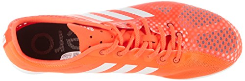 adidas Adizero Ambition 4, Chaussures de Trail Homme Rouge (Solar Red/running White/black)