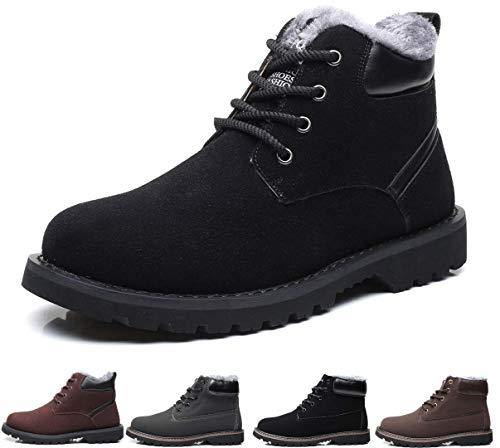 Chaussure d'hiver pour Homme, Gracosy Bottes de neige...