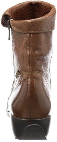 Mephisto-Chaussure Bottine-SEDDY Noir cuir 7900-Femme Marron