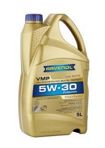 Preisvergleich Produktbild RAVENOL Motoröl VMP SAE 5W-30 synthetisch 5Liter VW 504 00/ 507 00