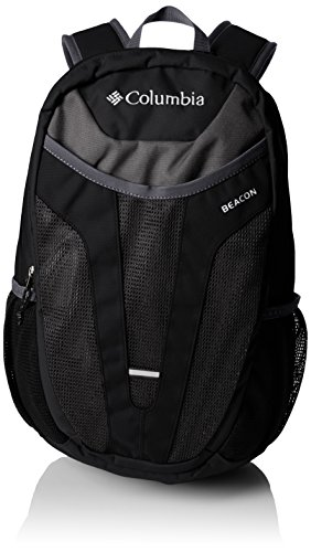 columbia-beacon-sac-a-dos-mixte-adulte-black-graphite-fr-unique-taille-fabricant-o-s