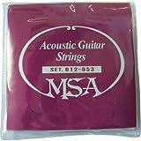 MSA Musikinstrumente Westerngitarrensaite SK31 012-053