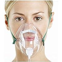 Preisvergleich für yuwell Sauerstoffmaske mit 2 m langem Schlauch, 3 Stück